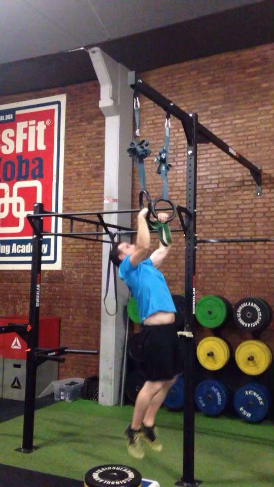 Progresiones!!!! La mejor manera de llegar al éxito, paso a paso.  Buenos días!!! www.crossfitcordoba.com