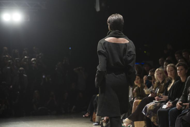 Third Form at New Zealand Fashion Week 2015: