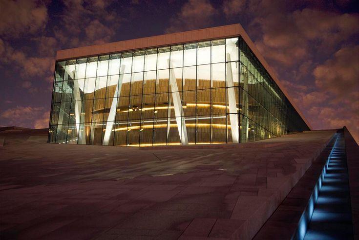 Gallery of Oslo Opera House / Snohetta - 10