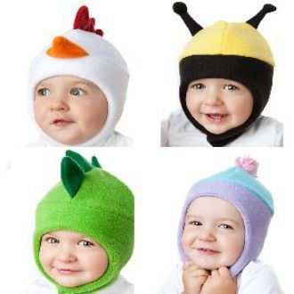 How to Sew Fun Fleece Animal Hats Vol. II - with Chinstrap! | YouCanMakeThis.com