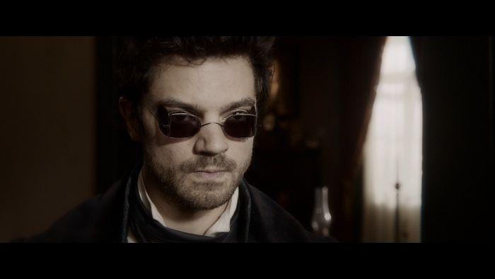 bd1b91528a8 Abraham Lincoln  Vampire Hunter. I like Henry s sunglasses