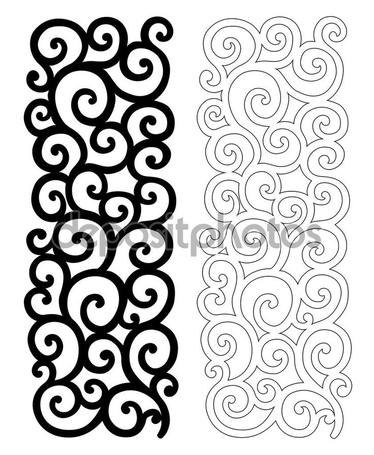 depositphotos_108555418-stock-illustration-ornate-pattern-for-cutting.jpg (842×1023)