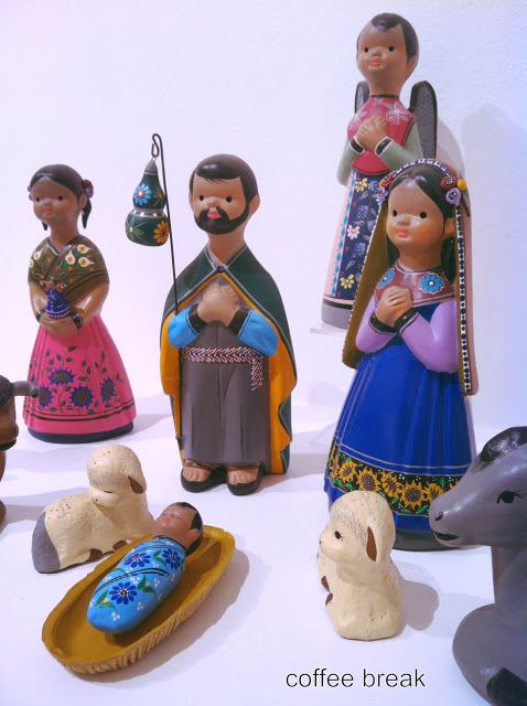 Coffee Break: Nacimiento Tradicional Mexicano