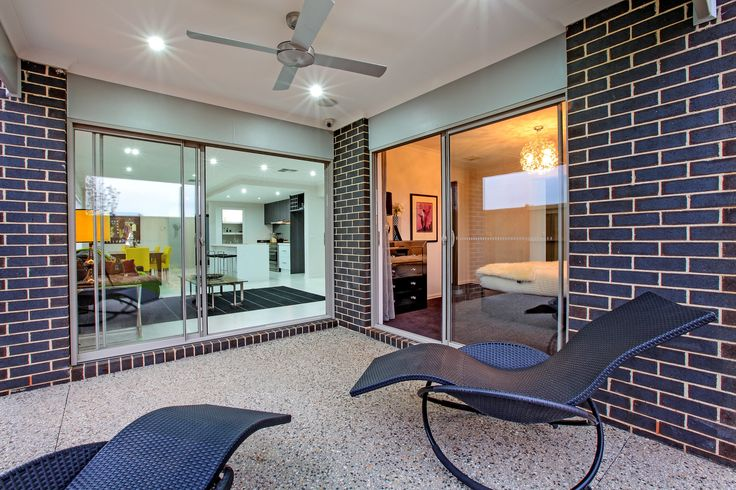 Multiple living areas gives everyone the freedom to relax in their own space.  Visit: www.mimosahomes.com.au Call: 1300 MIMOSA