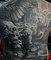 najlepsze tatuaże na plecach