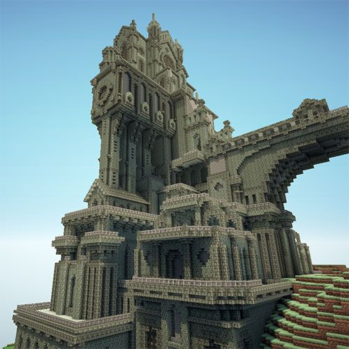 119 Best Images About Minecraft Architecture! On Pinterest