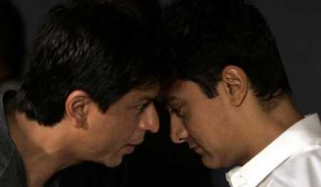 What's bothering Aamir and Shahrukh