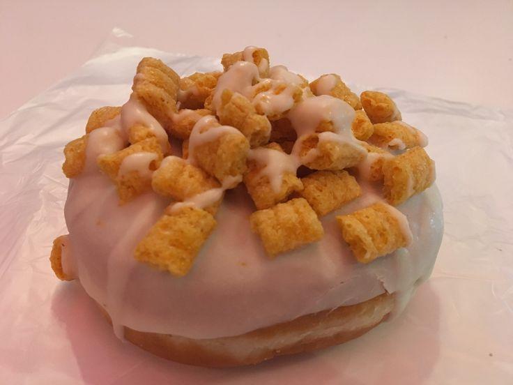 Captain Crunch Donut