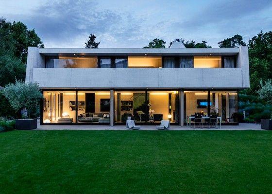les 100 meilleures images a propos de maisons With maison terrain en pente 8 maison moderne 224 larchitecture contemporaine au cur de
