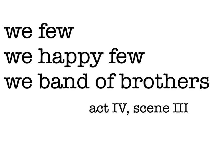 Best  St CrispinS Day Speech Ideas On   Henry V