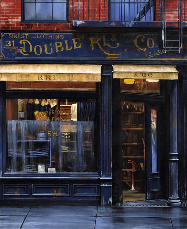 Favorite men's store in Double RL