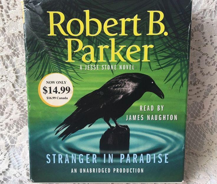 A Jesse Stone Novel: Stranger in Paradise No. 7 by Robert Parker (2008, CD, Unab