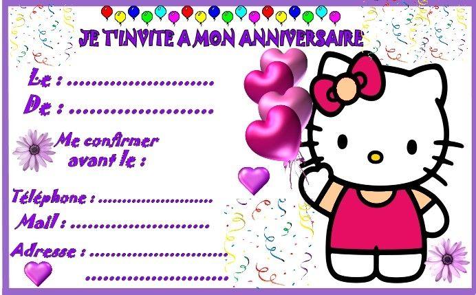 Anniversaire :  Etiquettes et invitations Hello Kitty http://nounoudunord.centerblog.net/1408-etiquettes-pour-les-cadeaux-anniversaire
