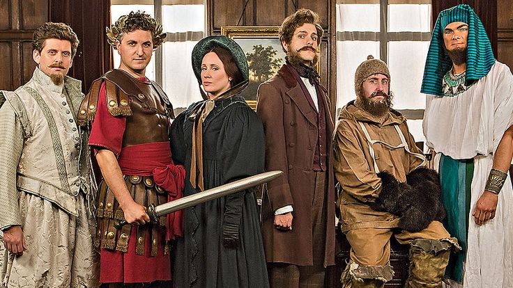 Horrible Histories BBC TV Show Website As a mum, this is my favourite kids TV programme