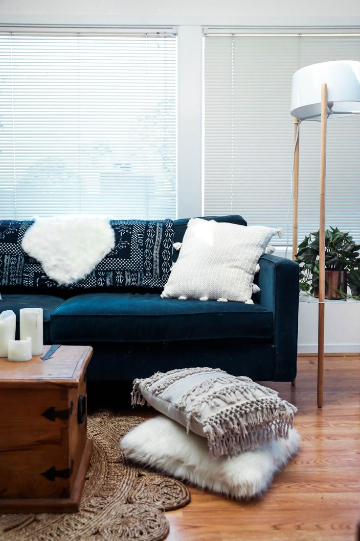 update you living room space with affordable