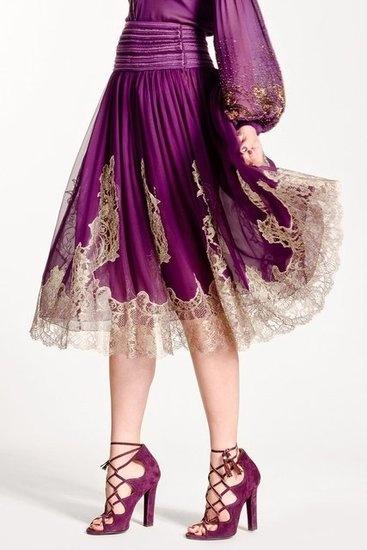Love the dress. Ferragamo Fall 2012 Collection