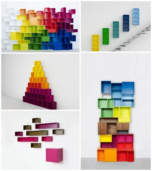 Sway, hide, jump, draw and fill the room with colors. So let your imagination run wild! Today I show you some kids furniture with a contemporary look and vivid …