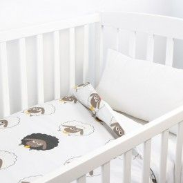 LITTLE SHEEP COT DUVET COVER