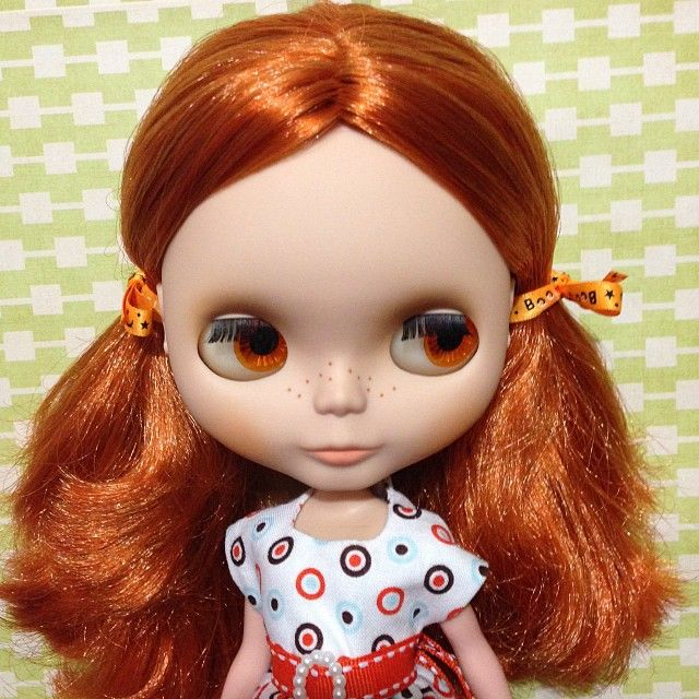 Redhead Freckled Toys