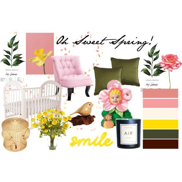By Earth Love Skin For Nursery Design It S Spring Season Morning Dewnursery