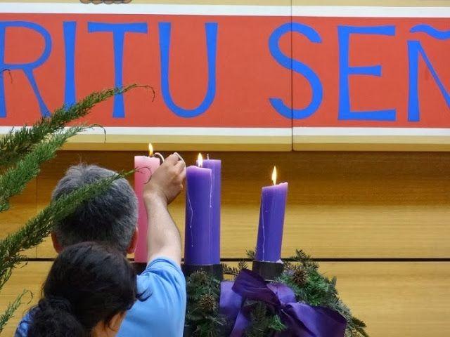 """Capturador de Imágenes: """"Alégrense siempre en Señor"""". Tercer domingo de Adviento. 15 de diciembre"""