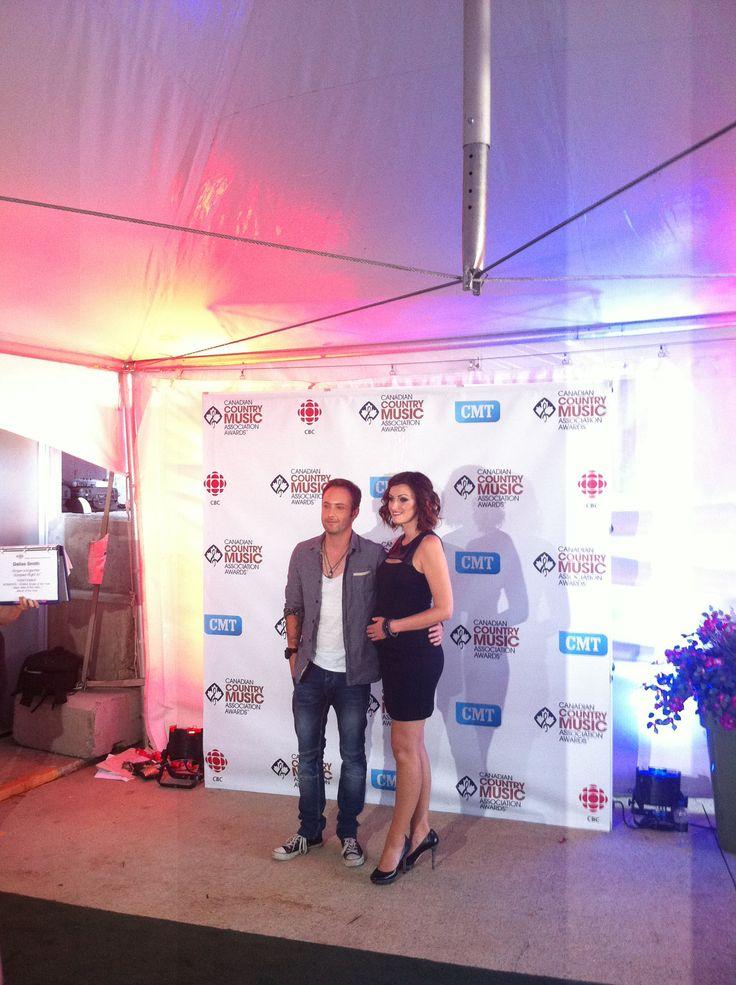 Dallas Smith at the #CCMA Awards