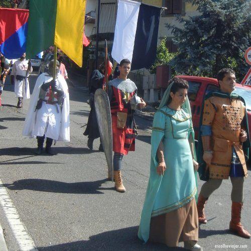 Festival Medieval, Montefiascone - Itália  www.escolhoviajar.com