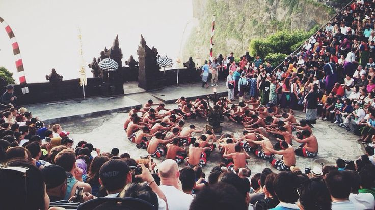 Kecak Dance from Bali, Indonesia from ayotravelling.com