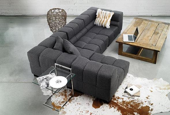 """Maison Corbeil """"Vintage Sofa"""""""
