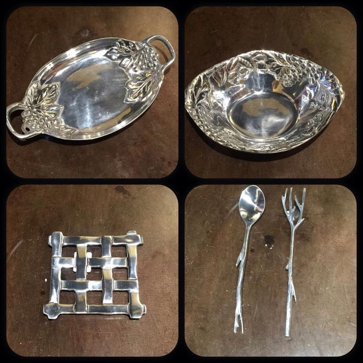 The Desert Gypsy Mexican Pewter Handcrafted Mexican Holiday Cooking