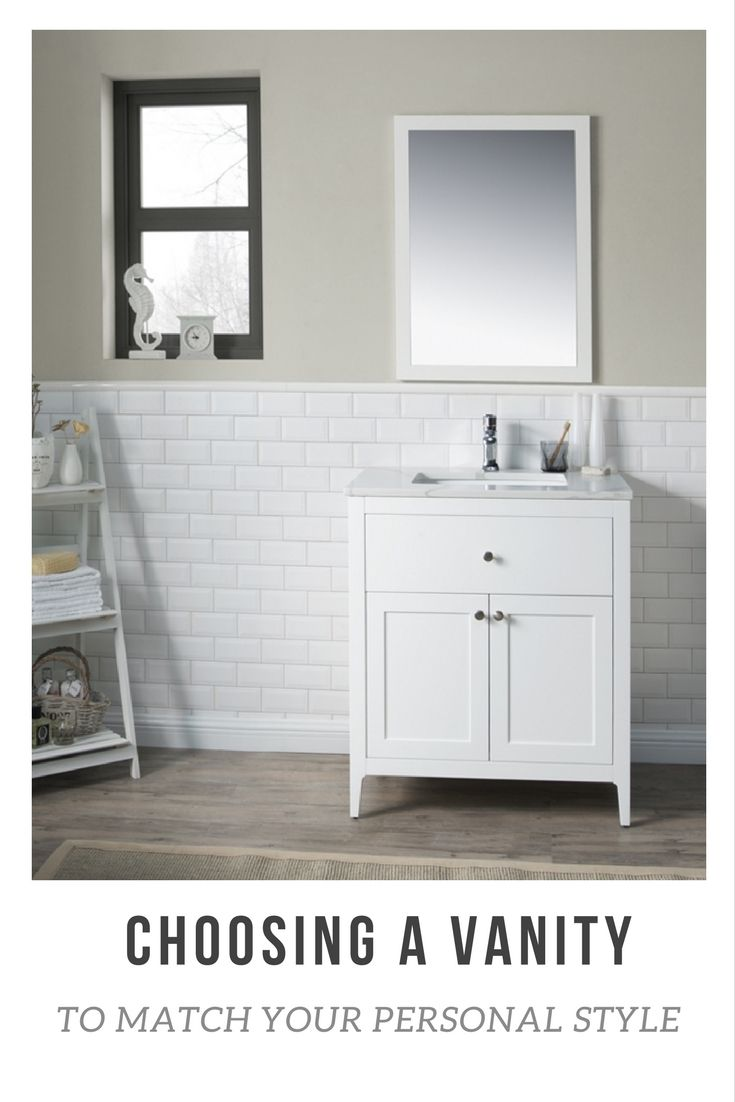 crystal bathroom accessories sets%0A   Vanity Collections to Match Your Personal Style  Decor StylesBathroom