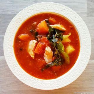 Hver gang vi spiser: Fyldig grønnsakssuppe med kylling og bacon