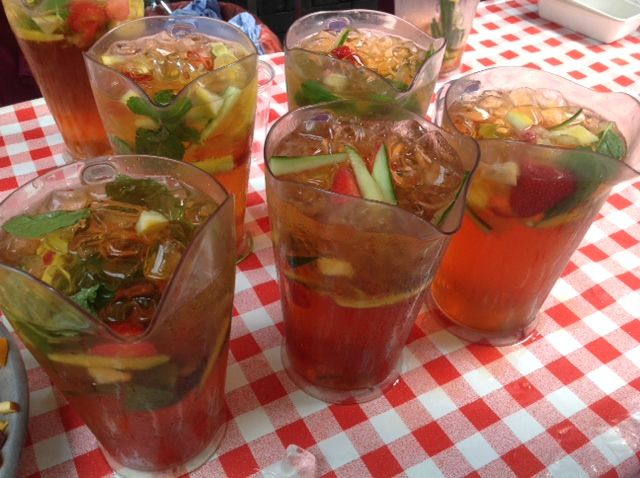 Big Jugs of fruity summer SANGRIA