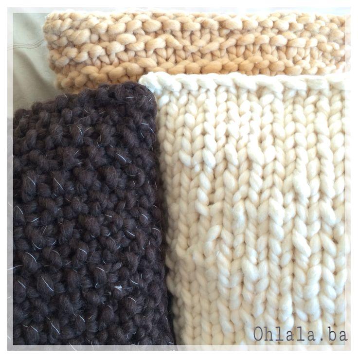 Almohadones rústicos en pura lana. Cual elegís para que descanse papa ...? #parapapa #almohadones #puralana #handmade #homedeco #deco #puroamor #diasdeferia