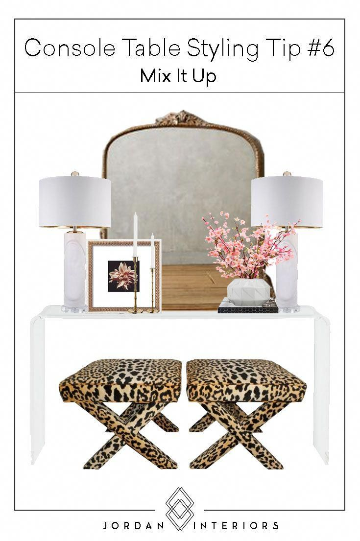 are you struggling with decorating your console table check out rh pinterest com