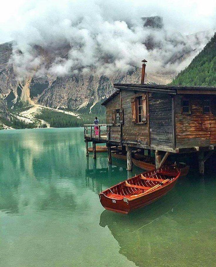 Lago di braies italia