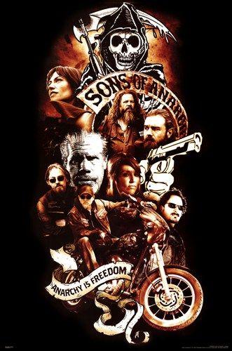 Sons of Anarchy & Jax
