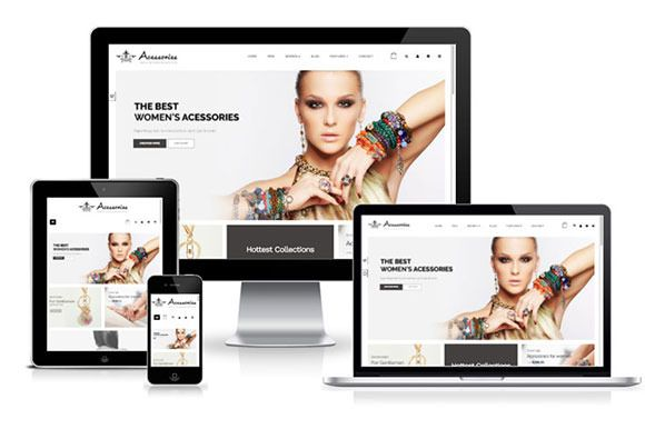 Ap Accessories Prestashop Theme by @Graphicsauthor