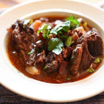 A French classic from Burgandy, this Slow Cooker Beef Bourguignon is so much more than another beef stew and so simple to make!