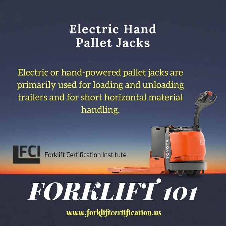 Did you know?? Enroll now! #forklift #forklifttraining #forkliftcertification
