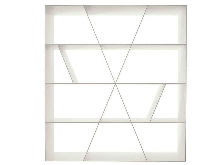 Книжный шкаф SHELF X Коллекция Shelf by B