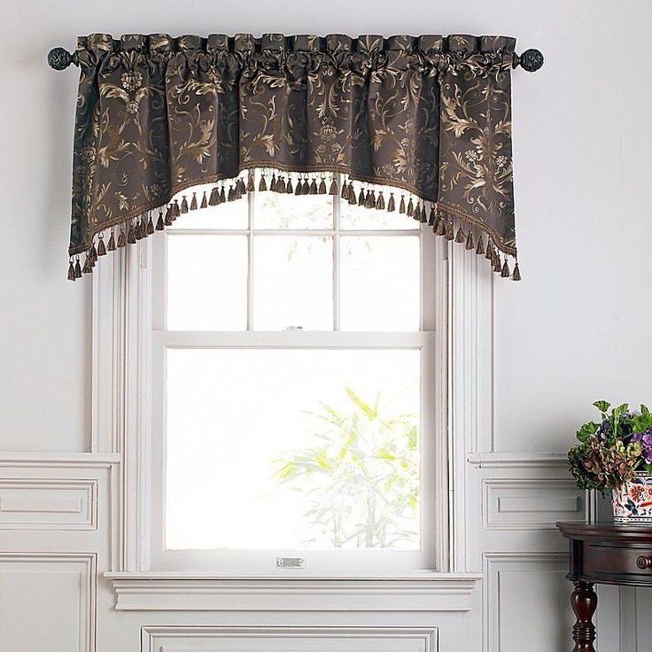 46 Best Images About Window Valance Patterns On Pinterest: 17 Best Images About Window Treatments On Pinterest