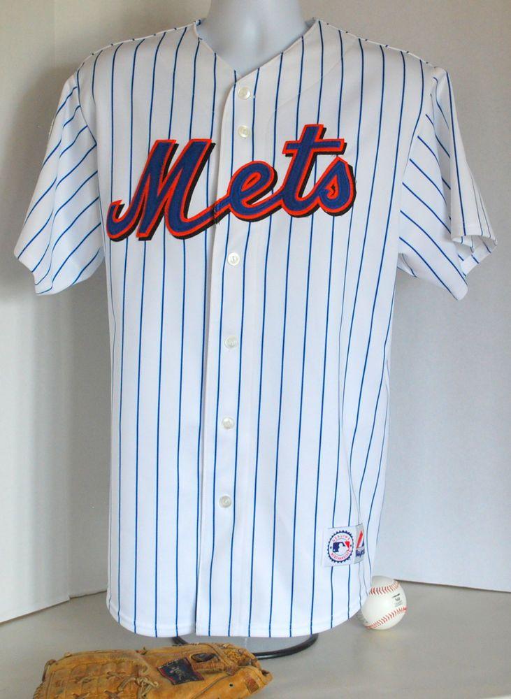 promo code 288c4 76a3a New York Mets Johan Santana #57 Baseball Jersey Size L ...