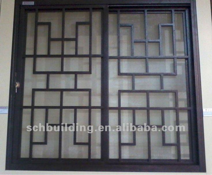 New Window Grill Design In 2019 M Window Grill Design