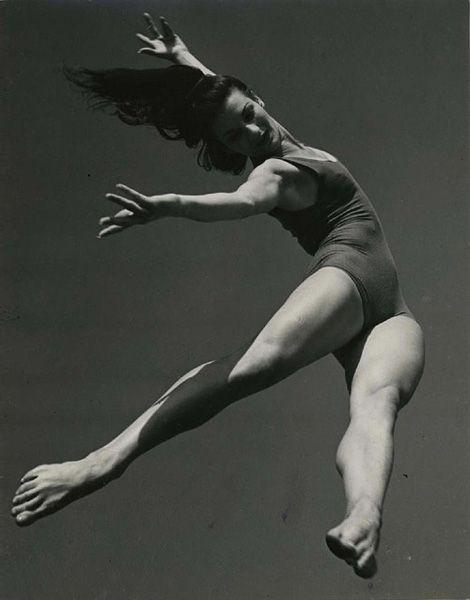 Photograph by Harry Baskerville, c. 1940's.
