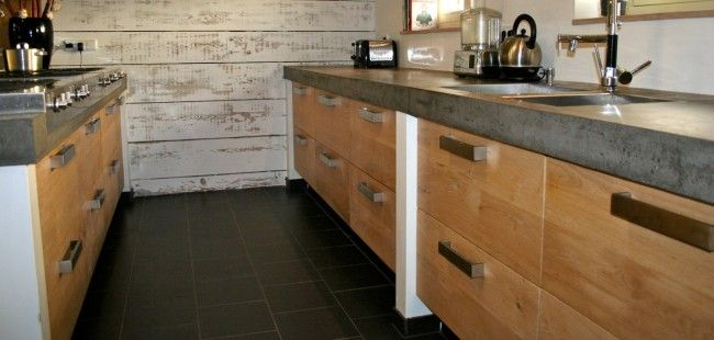 ... , Kitchen With, Wooden Kitchen, Keuken Hout, Blad Koak, Design Ikea7