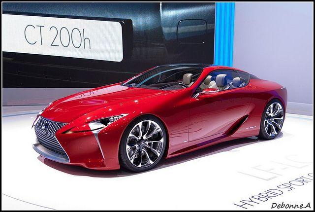 Dream car...but I love my hybrid Lexus CT200H