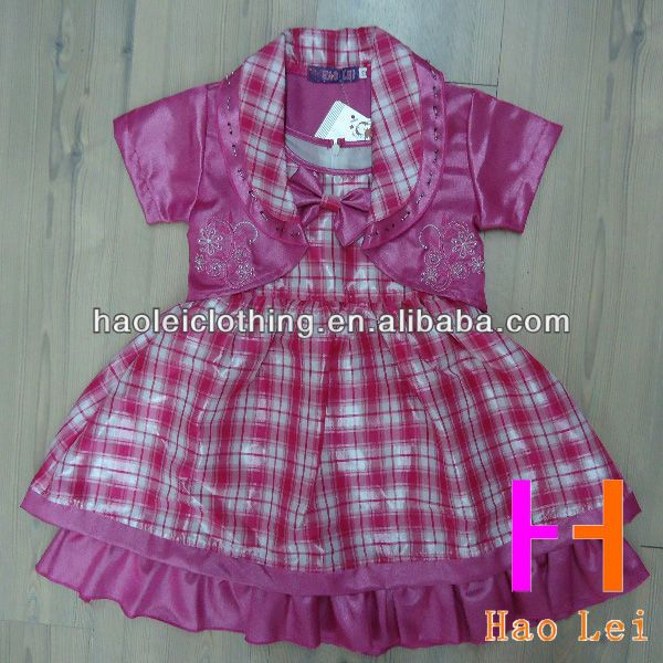 children's clothing girl dress evening dress with coat  FOB Price: US $ 4 - 7 / Piece | Get Latest Price Min.Order Quantity: 600 Piece/Pieces Supply Ability: 100000 Piece/Pieces per Month http://shop-id.org/go/?a=1576&c=8&p=children-s-clothing-girl-dress-evening_999881398.