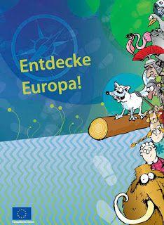 Broschüre: Entdecke Europa!