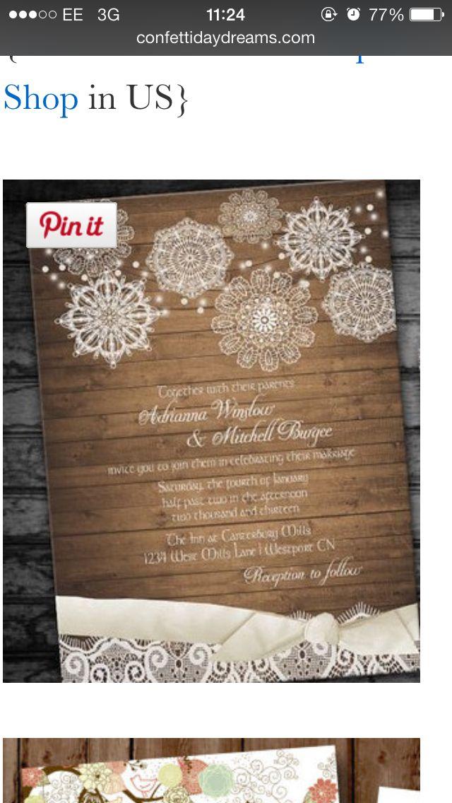 confetti daydreams wedding invitations%0A Wedding invitation